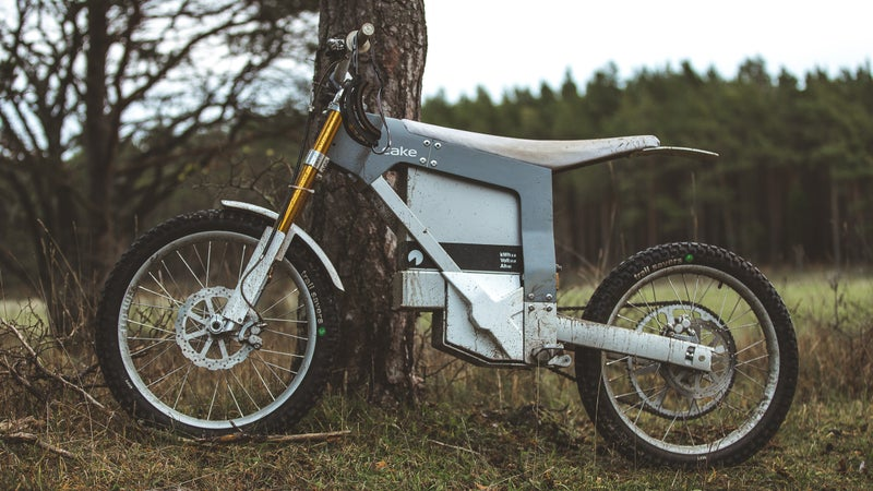 The Kalk is an elegantly designed bike no matter how it's powered.
