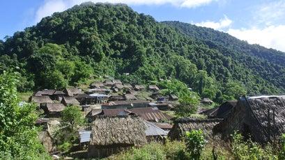 Siang River Valley, Arunachal Pradesh
