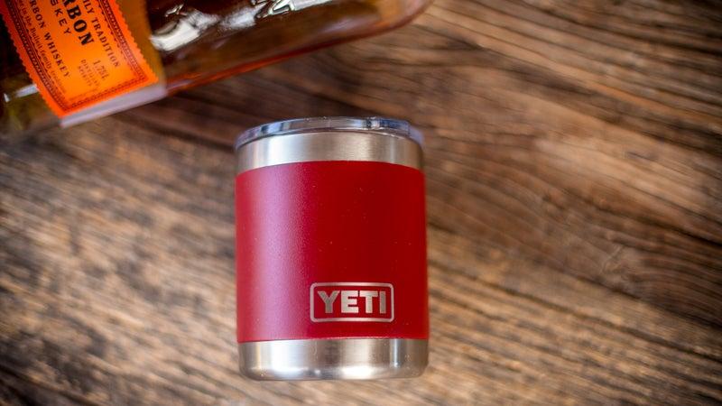 Yeti Rambler 10-Ounce Lowball