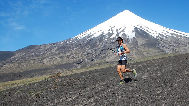 Prior to Vulcano Ultra Trail I had not trained with my poles and did not have a good way to carry them, besides in my hands. I thought the poles were worth it, but I regretted my lack of preparation.