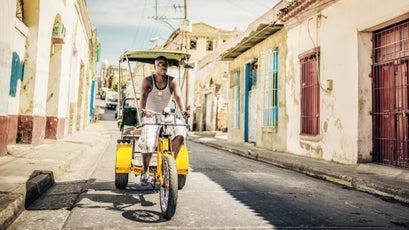 City life in eastern Cuba