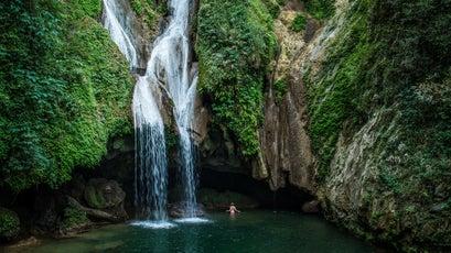 Rainforests in eastern Cuba