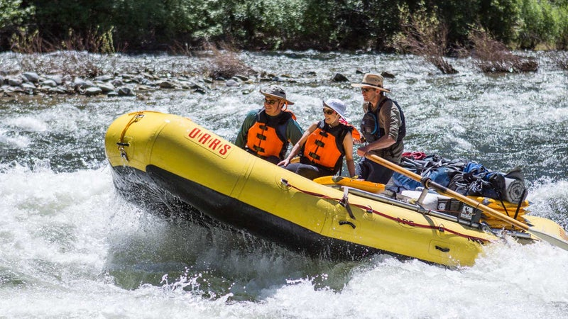 Middle Fork of Idaho's Salmon River