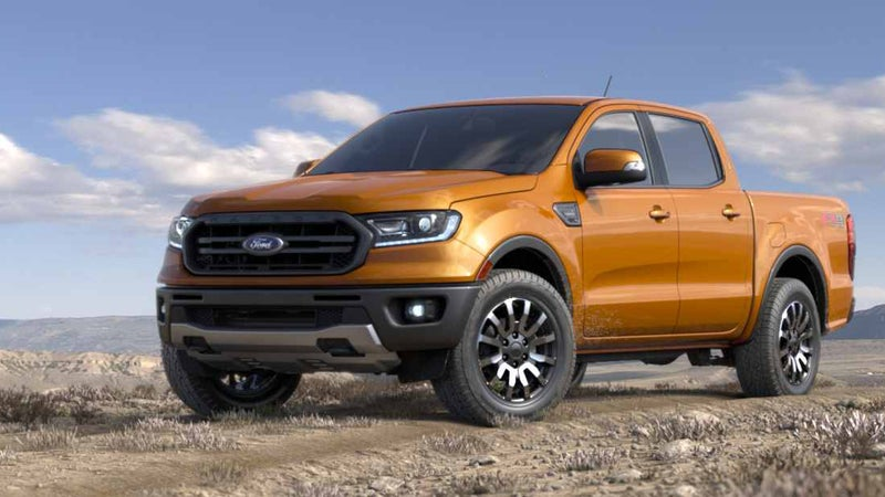 A mid-size truck with a great motor and transmission? It's crazy it's taken Ford this long to bring the Ranger to the U.S.