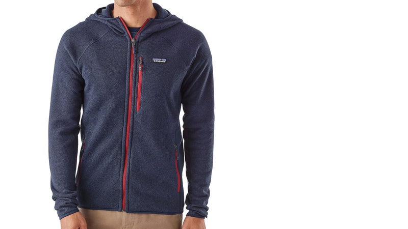 With just enough warmth, excellent breathability, and quick-drying properties, fleece is the perfect midlayer for spring. And nobody makes a better fleece than the Patagonia Performance Better Sweater.