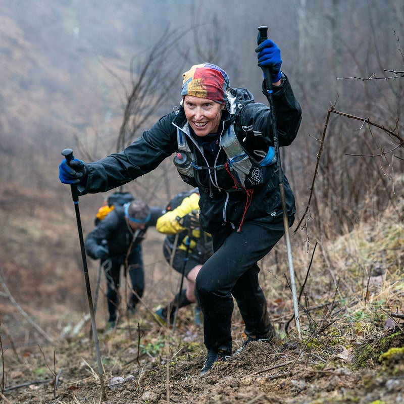 Barkley veteran Nicki Rehn
