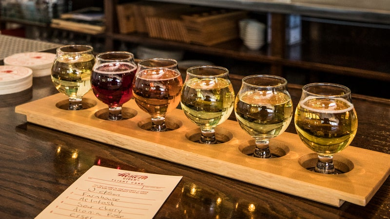 Western Cider is reviving the apple-growing traditions of the Bitterroot Valley.
