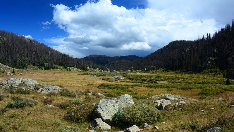 The most remote location in Colorado.