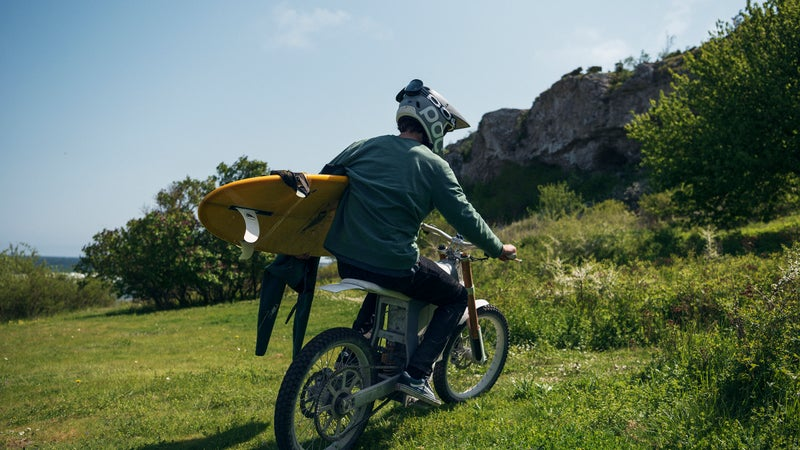 Cake wants you to use its bike to enjoy the outdoors more significantly, not to disrupt or damage it.