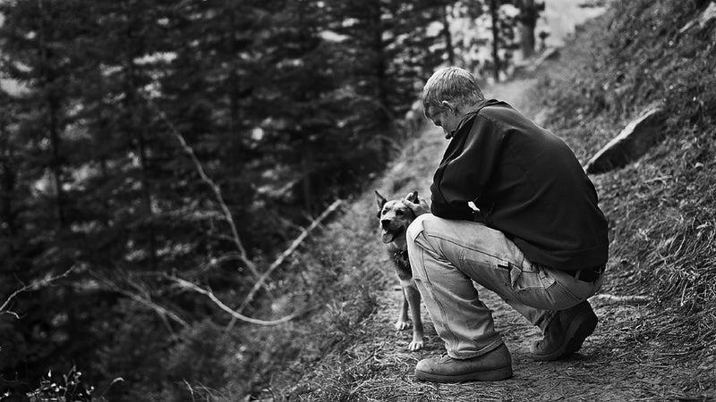 Luke  Rodolph on Casper Mountain