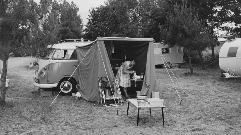 Vanlife has evolved. Why hasn't campsite booking?