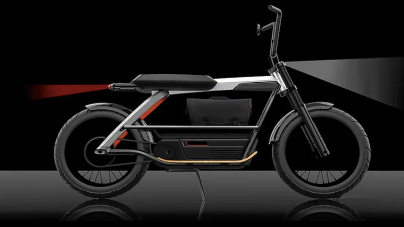 Now this is more like it. This otherwise undefined prototype doesn't look like anything else Harley makes. If it wants to appeal to a wider audience beyond sad old men in leather chaps, then Harley must define new archetypes, and sell people on real innovation, rather than just fond memories of the past.
