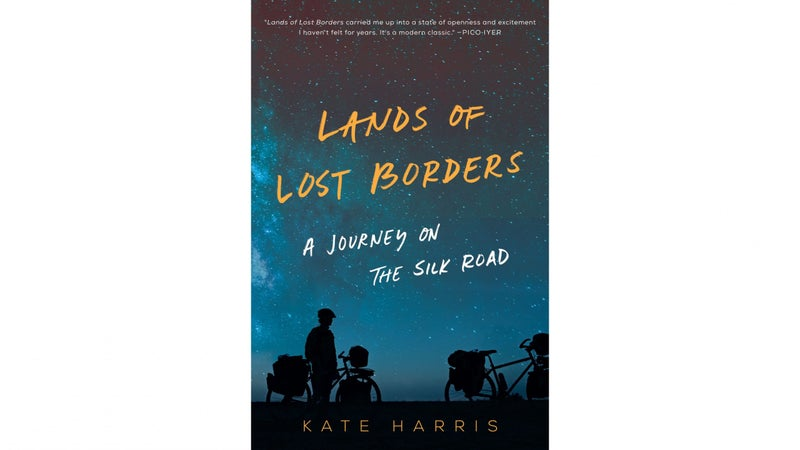 Land of Lost Borders Book Cover