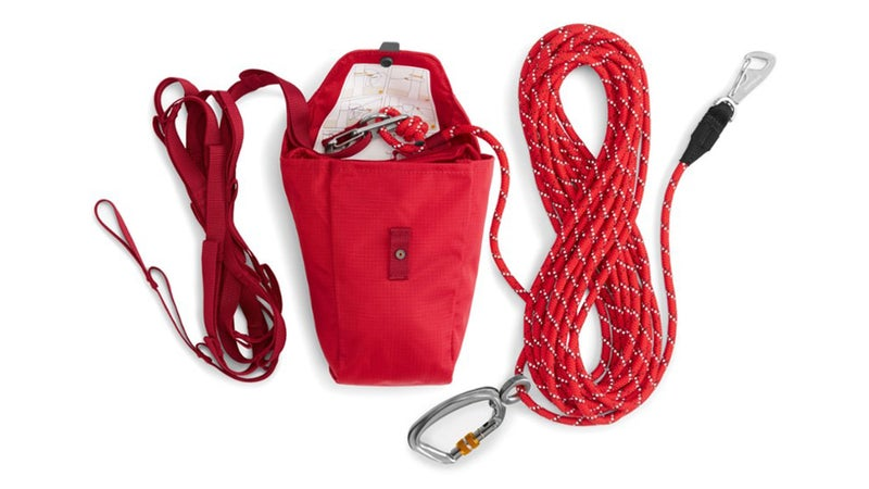 Red Dog Tether