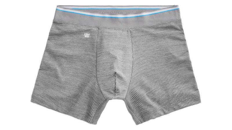 Light grey boxers