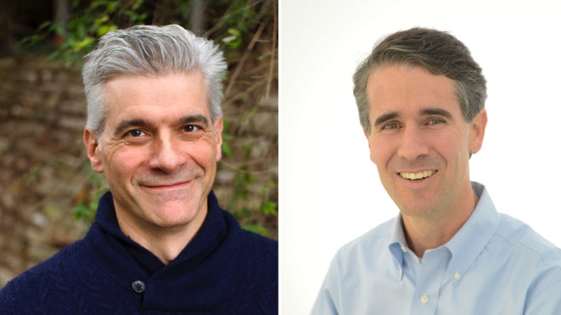 Drew Isenberg and Jay Turner