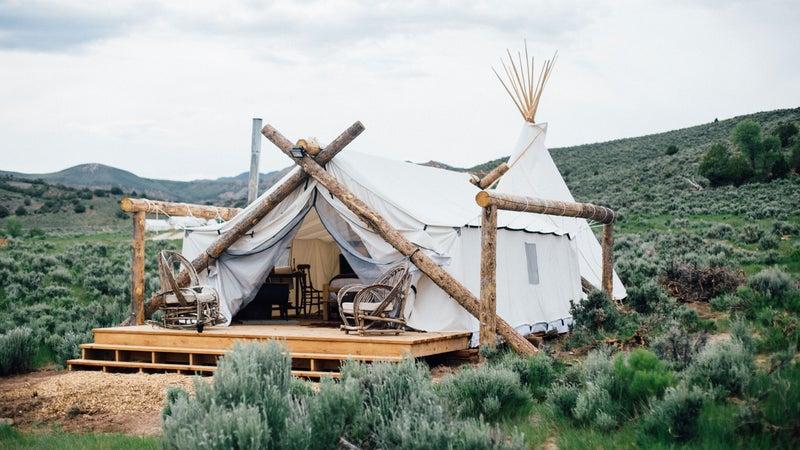 Collective Retreats in Wolcott, Colorado.