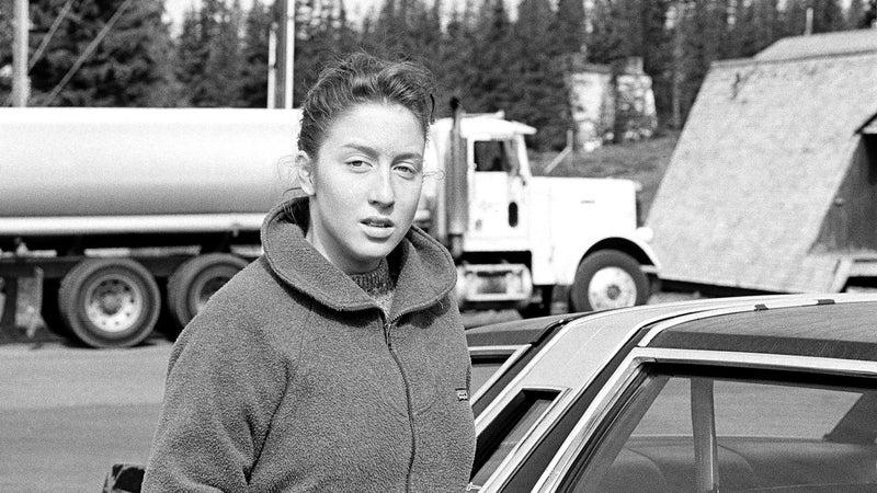 Climber Molly Schula