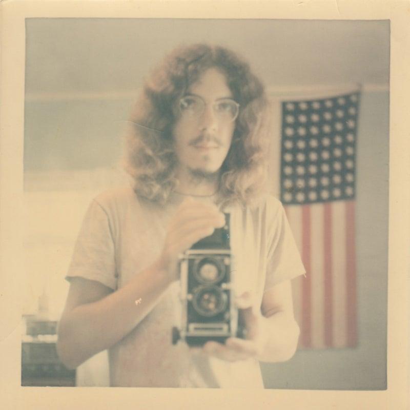 Joel Polson in 1971.