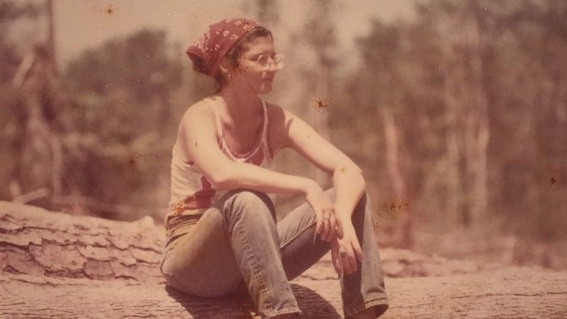 Margaret Harritt in the mid-'70s.
