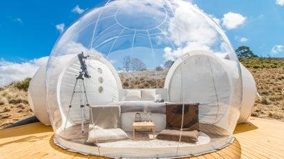 Bubbletent Australia, New South Wales