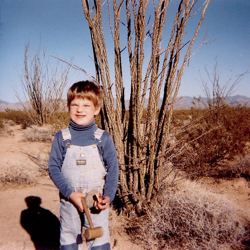 Pippin, age 4, in Arizona