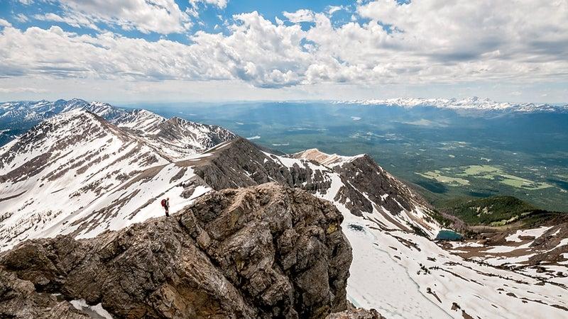 Montana's Bob Marshall Wilderness