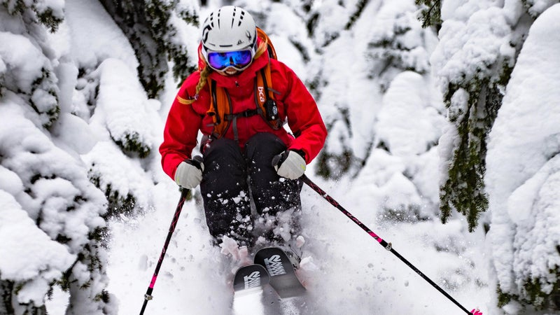 Skiing is a dance. Train like it.