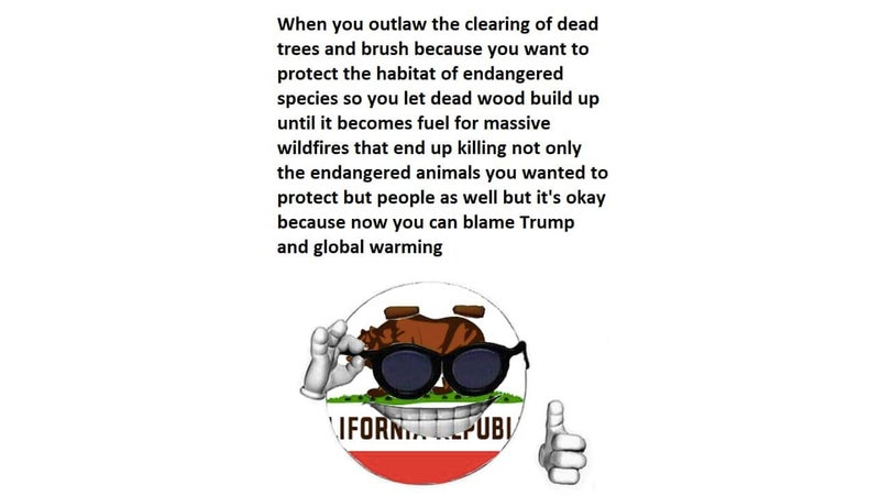 Memes like this one use a thin layer of truthiness to spread partisan political propaganda. By obfuscating reality, they make achieving real solutions more difficult.