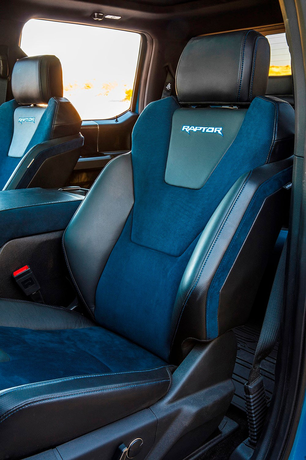 The optional Recaro seats look great, and are very comfortable, but ultimately they're about 50 percent wider than a normal human being, so even if those bolsters weren't too small, they won't hold you in place while cornering.