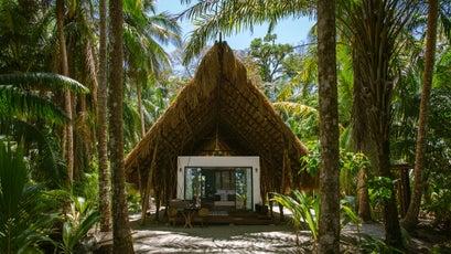 Isla Palenque.