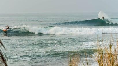 Sansara Surf and Yoga Resort.