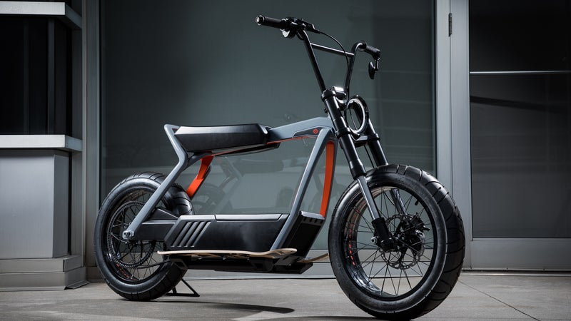 This electric-scooter concept could go onsale soon, at a much more accessible price tag.