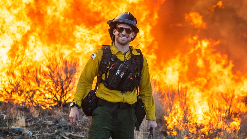 Witnessing the destruction fires cause firsthand, Palley has become an outspoken advocate of the need to rapidly and decisively tackle climate change.