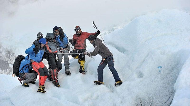 everest rescue lhotse 2011 dex steroids doping easterling