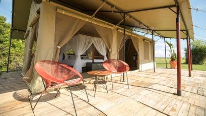 Corocora Camp