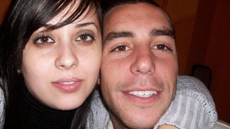 Estefanía Rodriguez and Alexis Martínez.