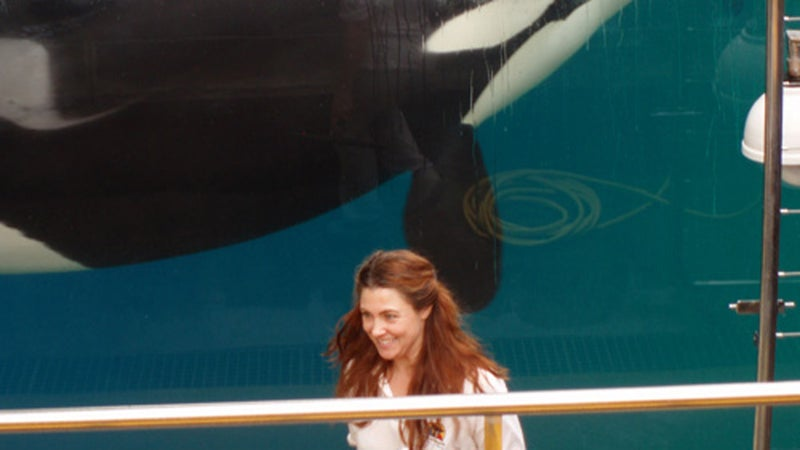 Suzanne Allee, who worked at Orca Ocean from 2006 to 2009.