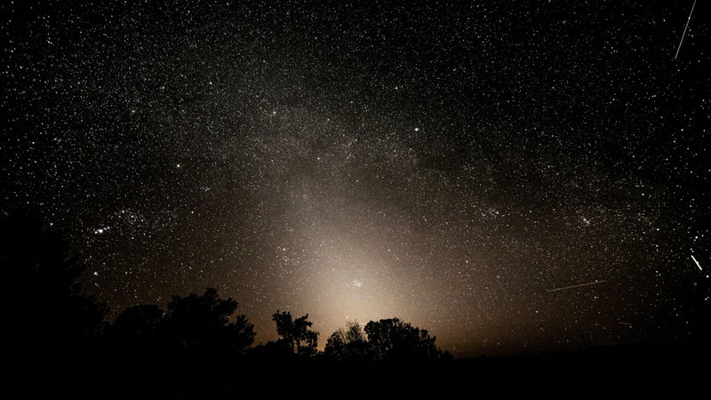 night, hiking, night sky, stars, sunset, hikes