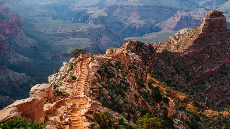 Here's a roundup of our editors' favorite hiking trail in each state.