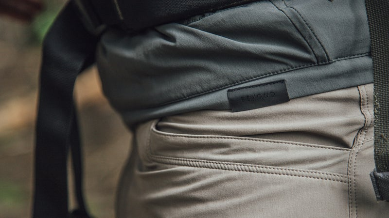 Simple colors, durable construction, and advanced fabric technology