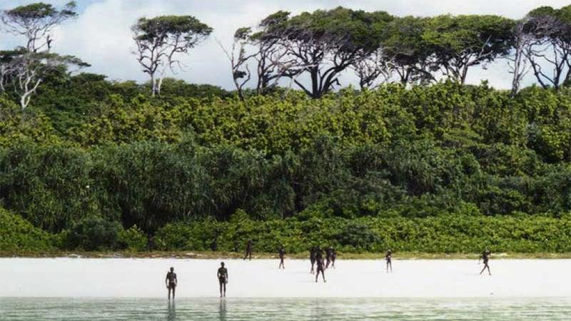 The North Sentinelese
