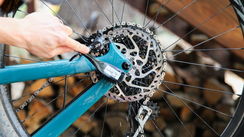 How and when to clean your bike