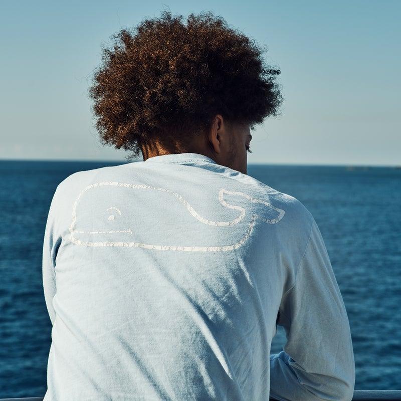A Bermudan contemplates his future in a plastic-filled world.
