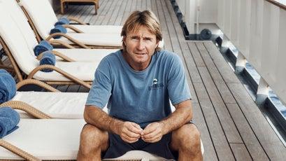 Dive instructor and marine educator J.P. Skinner