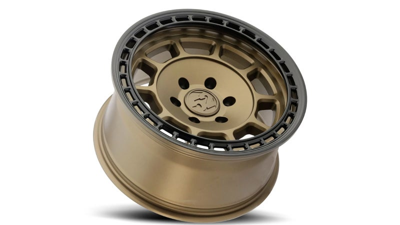 Quality aftermarket wheels like these aren't just for looks; they help you fit larger tires and add both strength and protection for off-road use.