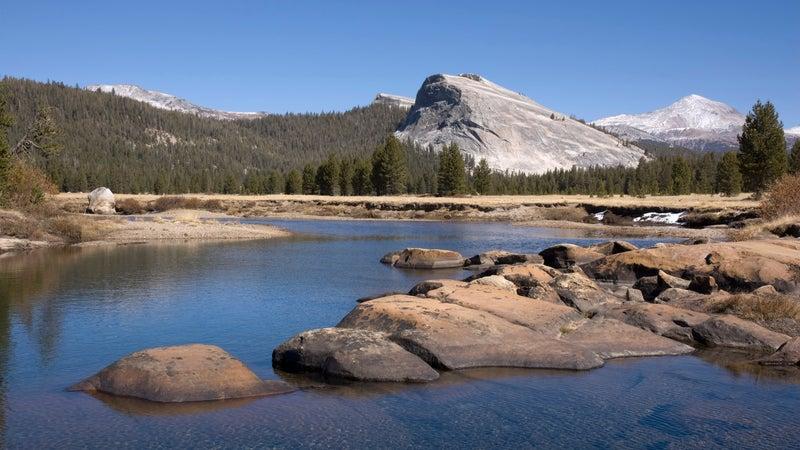 Yosemite Tuolumne Meadows