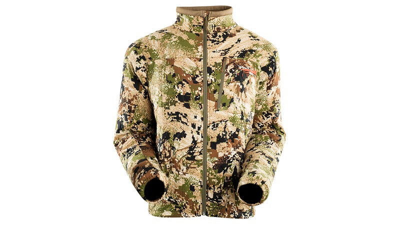 The Kelvin Active jacket should be the go-to insulation piece for any active hunt.