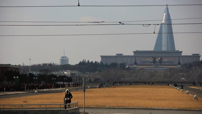 Pyongyang, North Korea (DPRK)