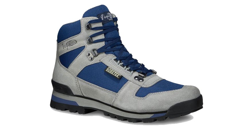Based on an actual boot Vasque made in the '80s, these have been updated to be as light, and as supportive as anything out there right now.